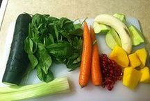 Healthy Food only! / Various types of healthy food including: Vegan, Vegetarian, and Paleo.  / by Alexis Macropoulos