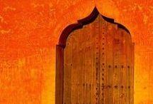 K .. for Knock knock .. a DOOR Board.. / doorways, windows and other unusual entrances ..