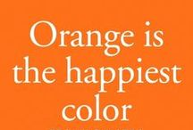O .. for Orange .. Optimism my Fav duo / everything Orange that attracts me ...
