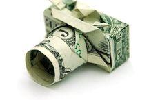 Feest: Geld als kado / Het is nooit leuk om zomaar geld te geven. Hier verzamel ik leuke ideëen zodat geld geven leuk wordt!