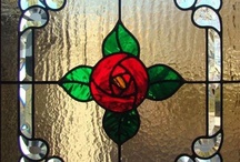 stained glass and mosiac inspiration / by Jenny Hill