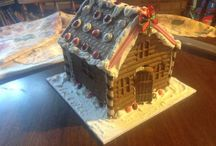 Gingerbread Houses / by Danielle Mazzarino
