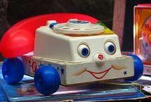 Childhood Toys / 1959 -1970's