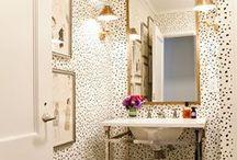 Bathroom. / by Ariel Lewellen