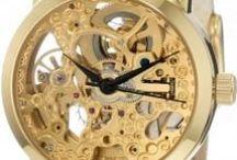 WATCH the clock. / by Ariel Lewellen
