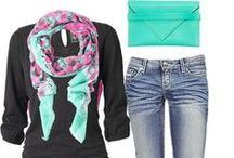 fashion for she / by Naya .