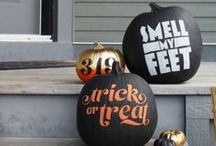 Fall and Halloween / by Jennilee Fennelly