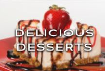 Delicious Desserts! / by Kinky Liqueur