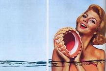 Ads - Vintage, visual art... / by Melissa Tucker-Gagné