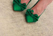 Pwetty shoes / My favorite type of shoe, FLATS.... Or shoes i want to be made in to flats