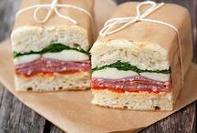 Sandwiches Galore