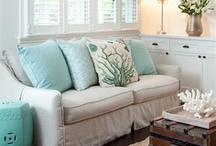 Beach Cottage / Ahhhhh....a girl can dream of living at the beach.   / by Patty Dahl