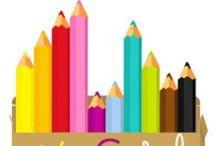 School Days! / School stuff for the kiddos! / by Lizabeth Ogle
