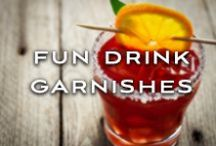 Fun Drink Garnishes! / Garnish those Kinky drinks for extra flair! / by Kinky Liqueur