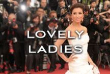 Lovely Ladies / by Kinky Liqueur