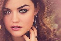 LUCY HALE / Even though she is only a few years older than me, I look up to her. She's beautiful and has a beautiful personality on top of that. She acts and is a good singer too! Love her!  And she's definitely a girl crush for sure! / by Egusta Hayes