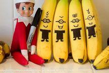 Elf on a Shelf / Inspiration for Jingle