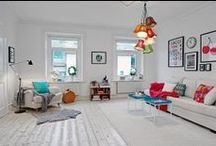 My Little Home / Little apartments around the world. Funky or bust! / by Sarah Hughes