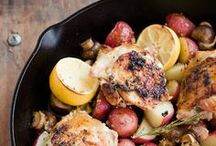 Healthy Dinners / by Claire Sedate