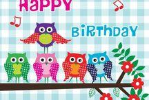 Verjaardagskaarten / #jarig #birthday #kaarten