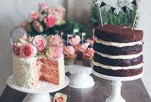 Taartjes / Taarten, taartjes en decoratie