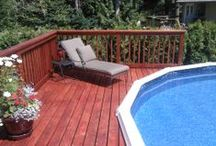 Pool Landscaping / by Janon Johnson