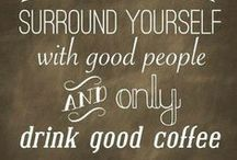 Coffee....just coffee / here's to a great day !