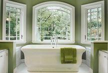Bathroom ~ Powder Rooms / by Patty Dahl