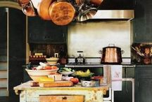 Dream kitchen / by Melissa Tucker-Gagné