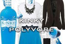 KINKY Polyvore / by Kinky Liqueur