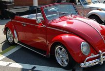 For the love of the beetle / vW love
