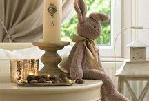 Bunny Love Cottage / by Patty Dahl