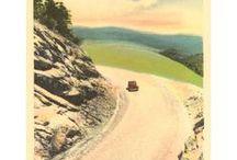 Vintage Parkway & Collectible Art