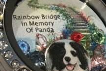 Rainbow Bridge Memorial Jewelry / Rainbow bridge memorial jewelry- custom jewelry to remember your best freind is always in your heart  www.rainbowbridgememorialjewelry.net