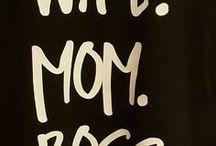 Zitate berufstätige Mütter / Zitate und witzige Sprüche zu berufstätigen Müttern, die Beruf und Familie miteinander vereinbaren.