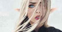 ⚔ Elf • Female