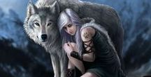 ⚔ Companion • Wolf