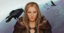 ⚔ Companion • Raven