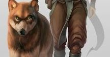 ⚔ Companion • Dog