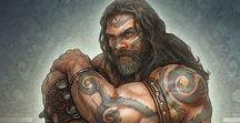 ⚔ Barbarian • Male