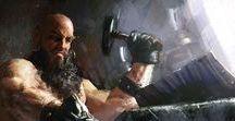 ⚔ Blacksmith • Male