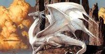 ⚔ Dragon • White