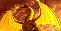 ⚔ Dragon • Gold