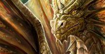 ⚔ Dragon • Brass