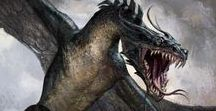 ⚔ Dragon • Black
