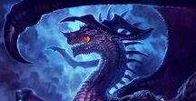 ⚔ Dragon • Purple