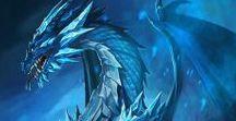 ⚔ Dragon • Sapphire