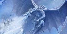 ⚔ Dragon • Ice