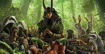 ⚔ Druid • Male
