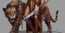 ⚔ Companion • Leopard